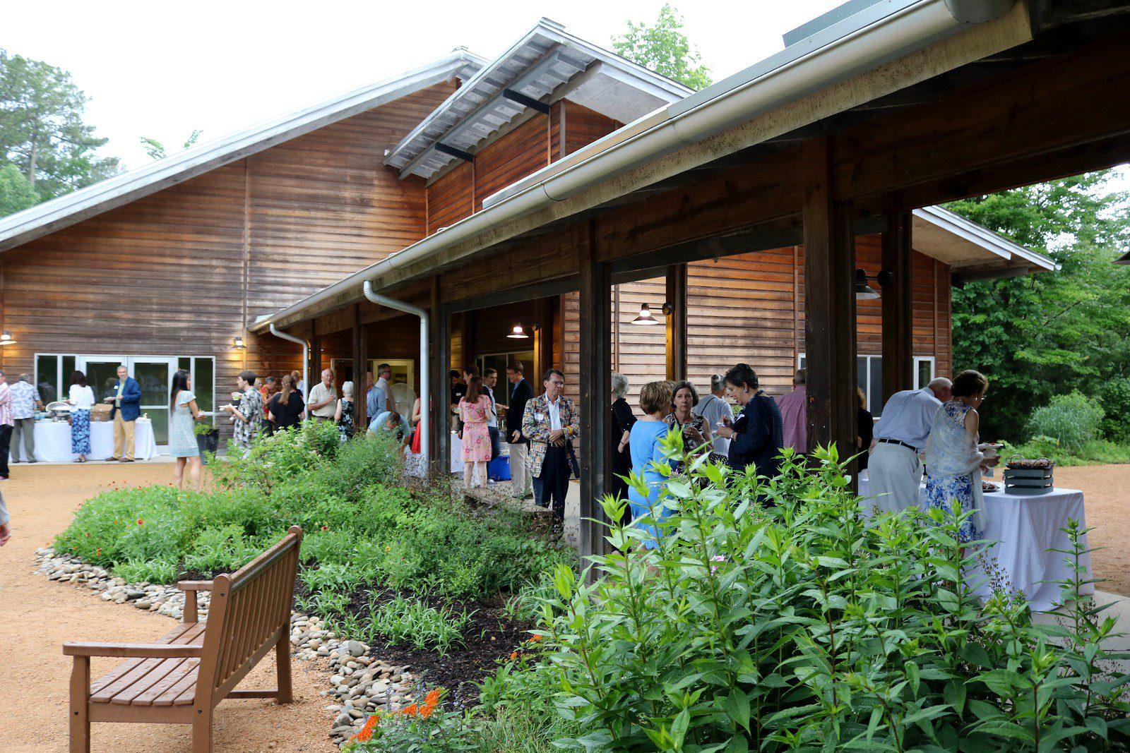 North Carolina Botanical Garden, Moonlight Garden Party