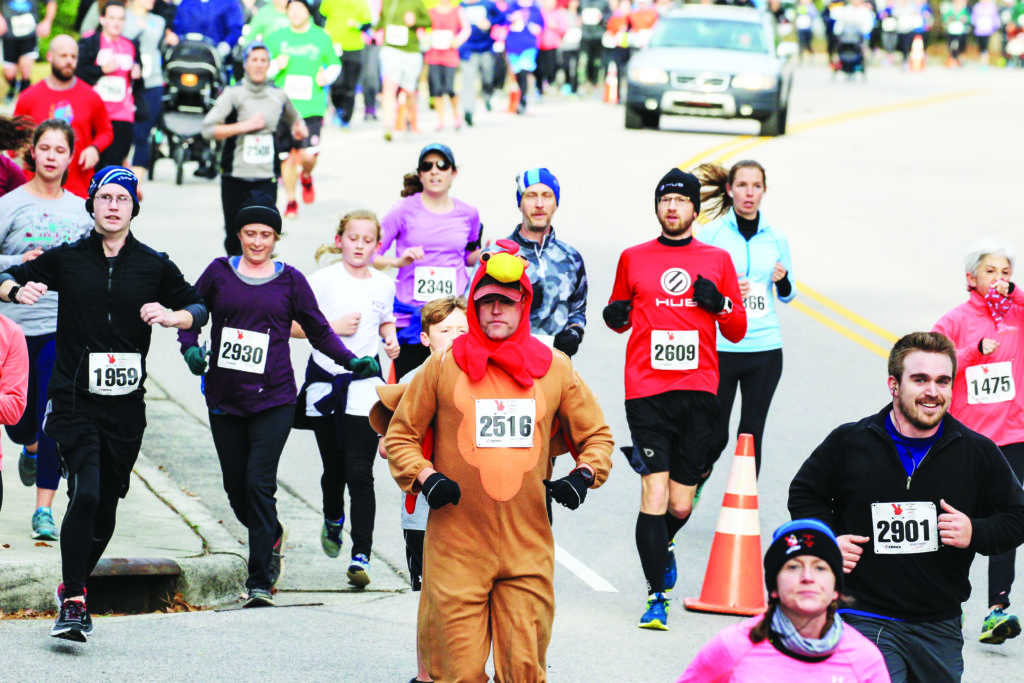 weekend events – Gallop & Gorge 8K