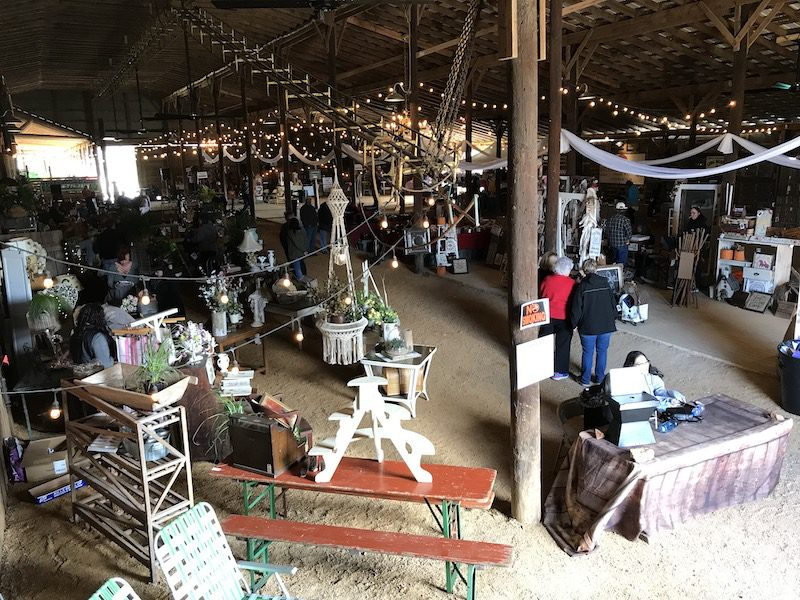 Tarheel Antiques Festival & Christmas Craft Show