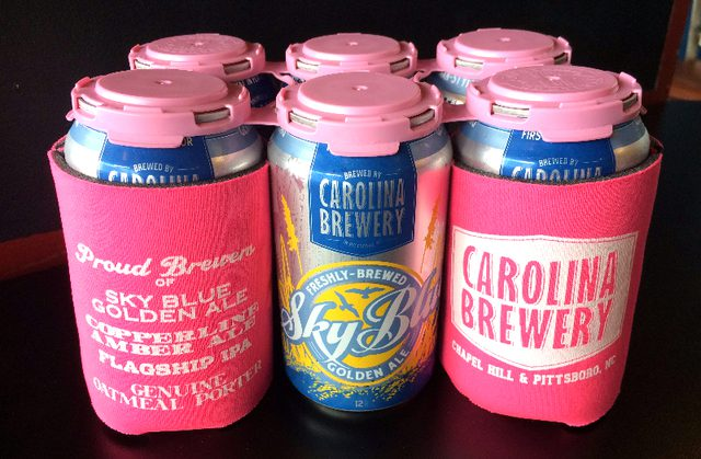 "Carolina Brewery ""Sky Pink"""