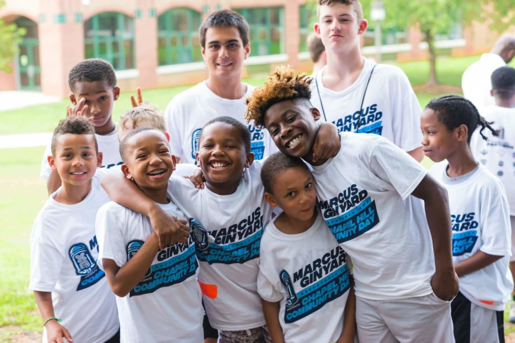 Marcus Ginyard's Chapel Hill Community Day