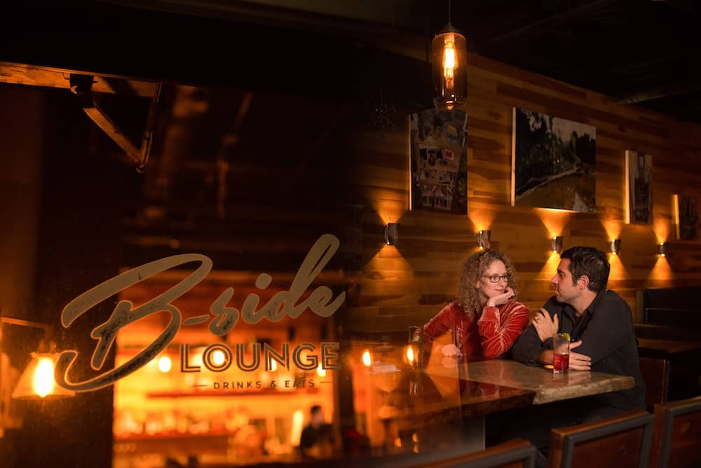 B-Side Lounge in Carrboro