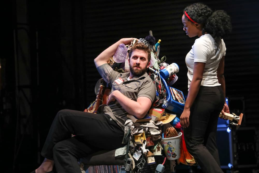 """""""Everybody"""" performance at PlayMakers Repertory Company"""