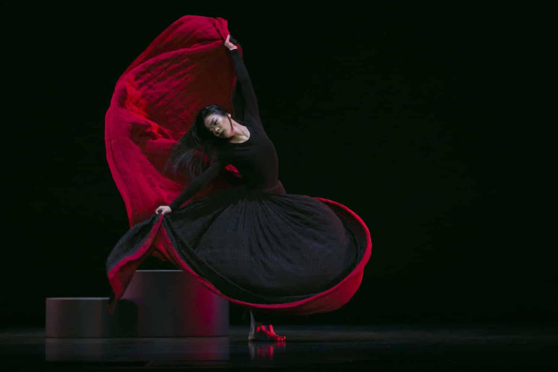 "Martha Graham Company performs ""The Eve Project"" at Carolina Performing Arts"