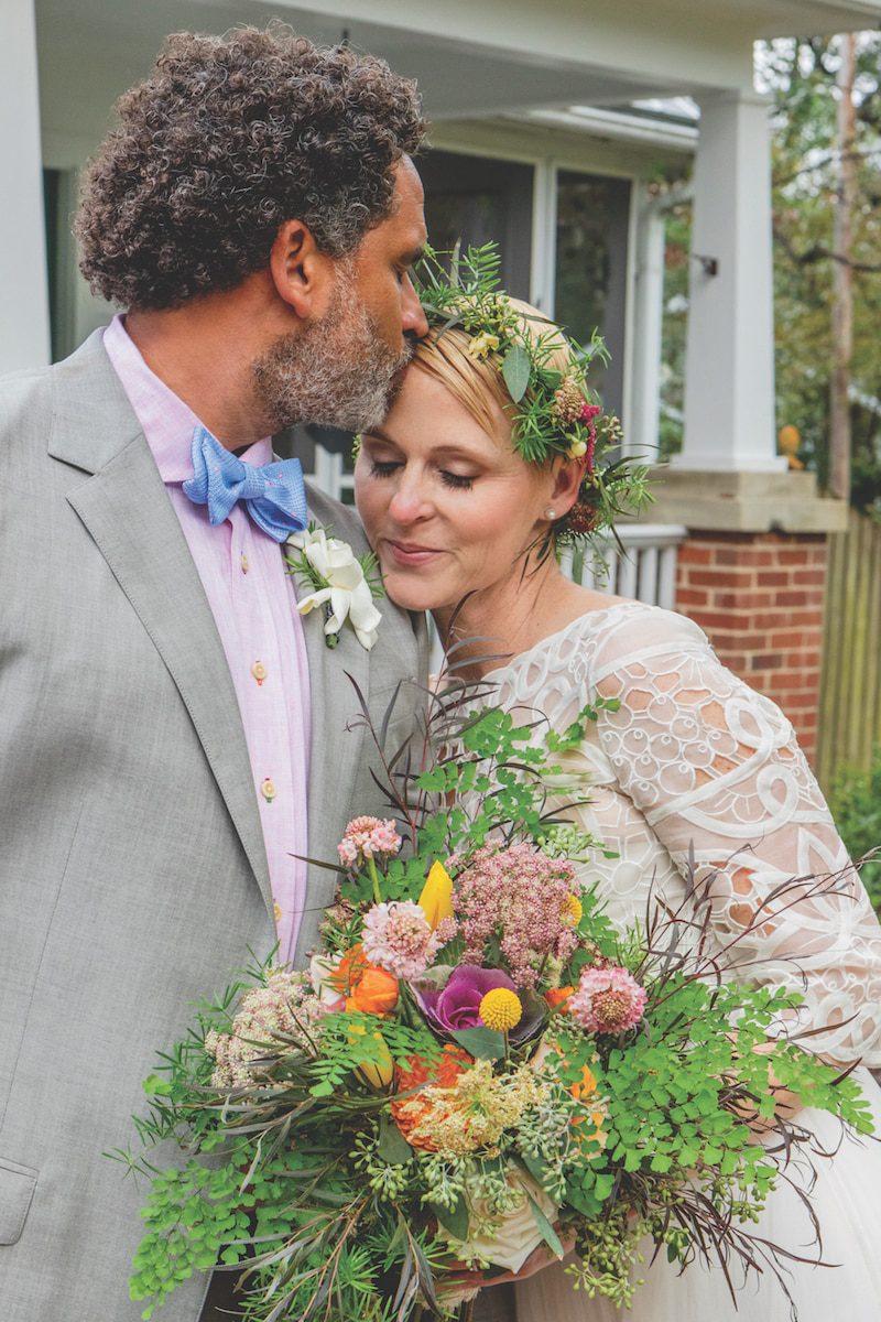 Megan and Derek Locklear wedding
