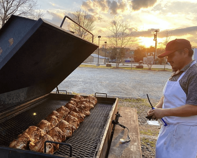 Acme Food & Beverage Co. Chef Grilling Carrboro United