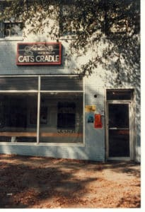 Cat's Cradle Franklin St Location Chapel Hill Historical Society Images Collection