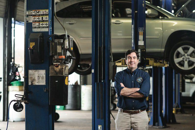 Marc Pons, Chapel Hill Tire