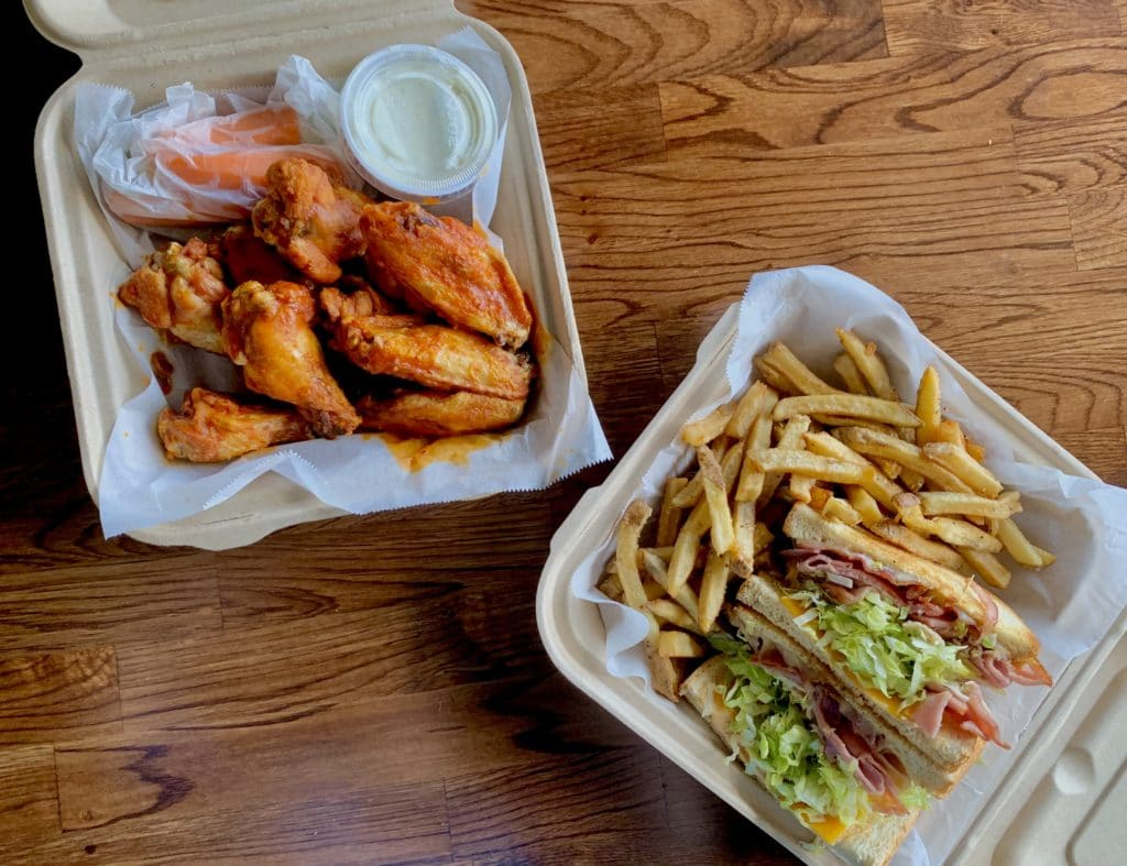 Takeout Curbside Pickup Delivery Chapel Hill Restaurants