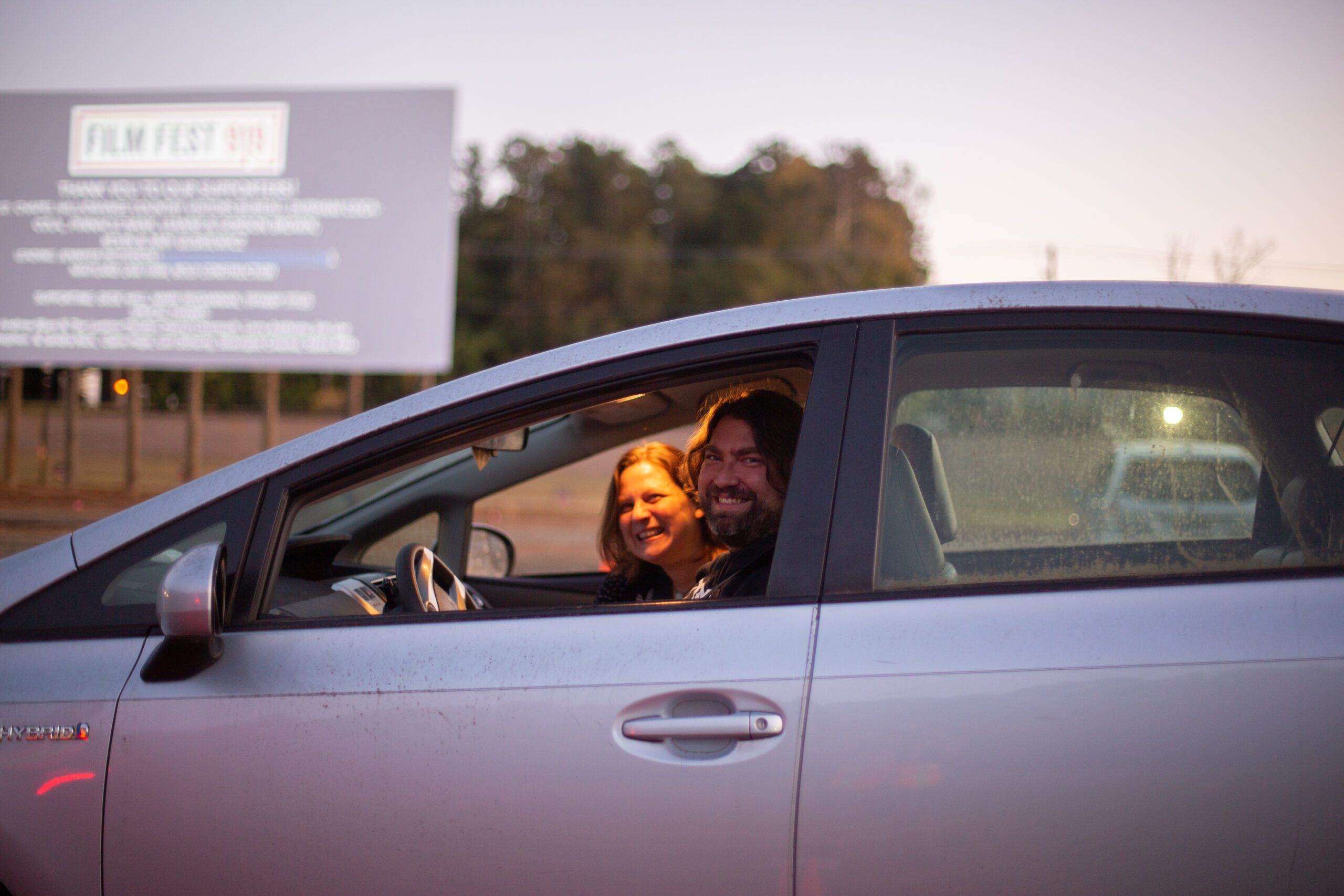 Chapel Hill's annual film festival, Film Fest 919, takes place all weekend long at various outdoor drive-in theatres.