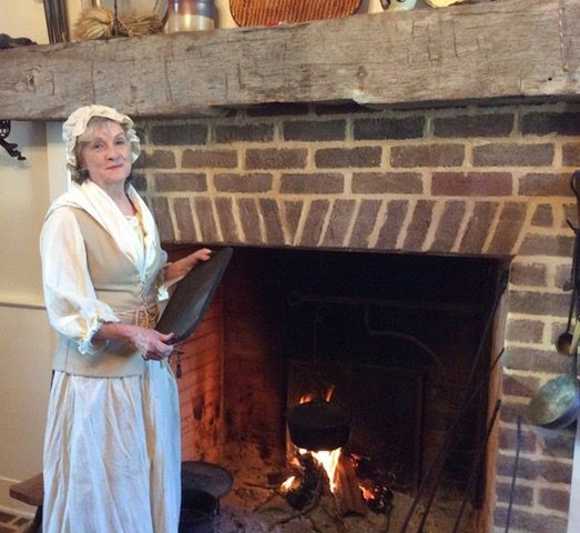 holiday event at Orange County Historical Museum