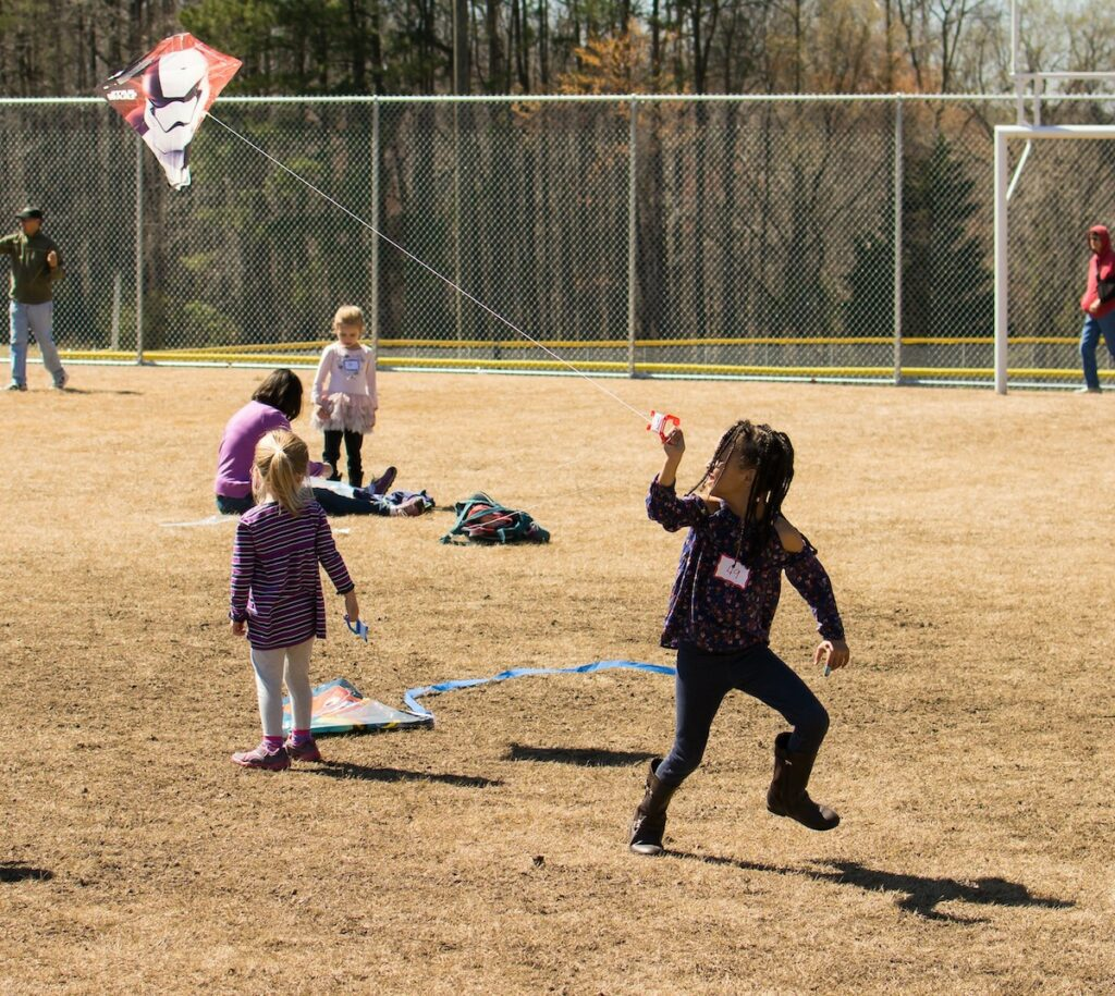 weekend in Chapel Hill – Carrboro Kite Fly