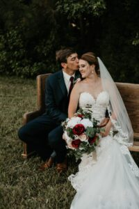 Bride and Groom Postponed Pandemic Wedding Saved By Local Dentists Chapel Hill Wedding