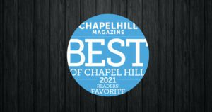 Best of Chapel Hill 2021 Annual Poll