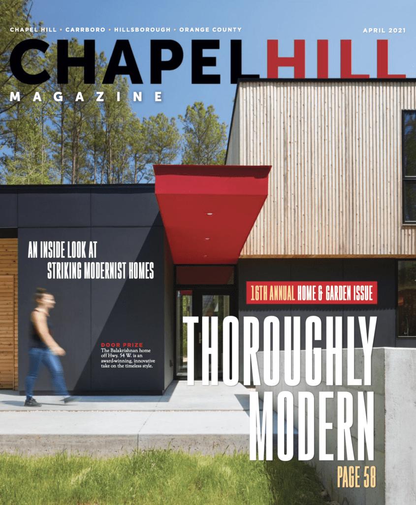 Chapel Hill Magazine April 2021