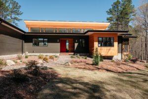 Modern Farmhouse The Baboolal Residence Chapel Hill Magazine John Michael Simpson