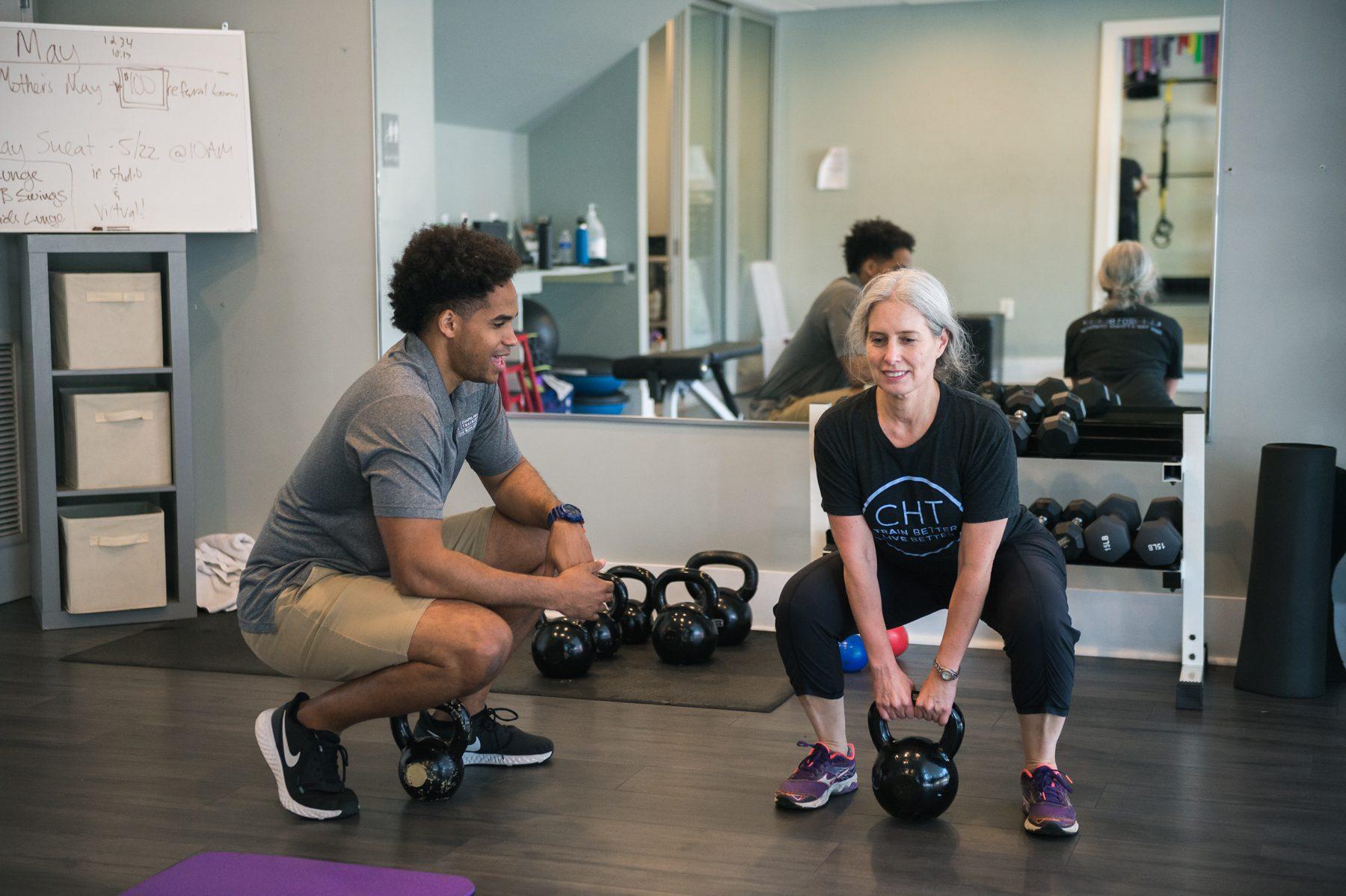 Chapel Hill Training Fitness
