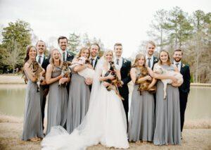 Greyson and Bockman wedding