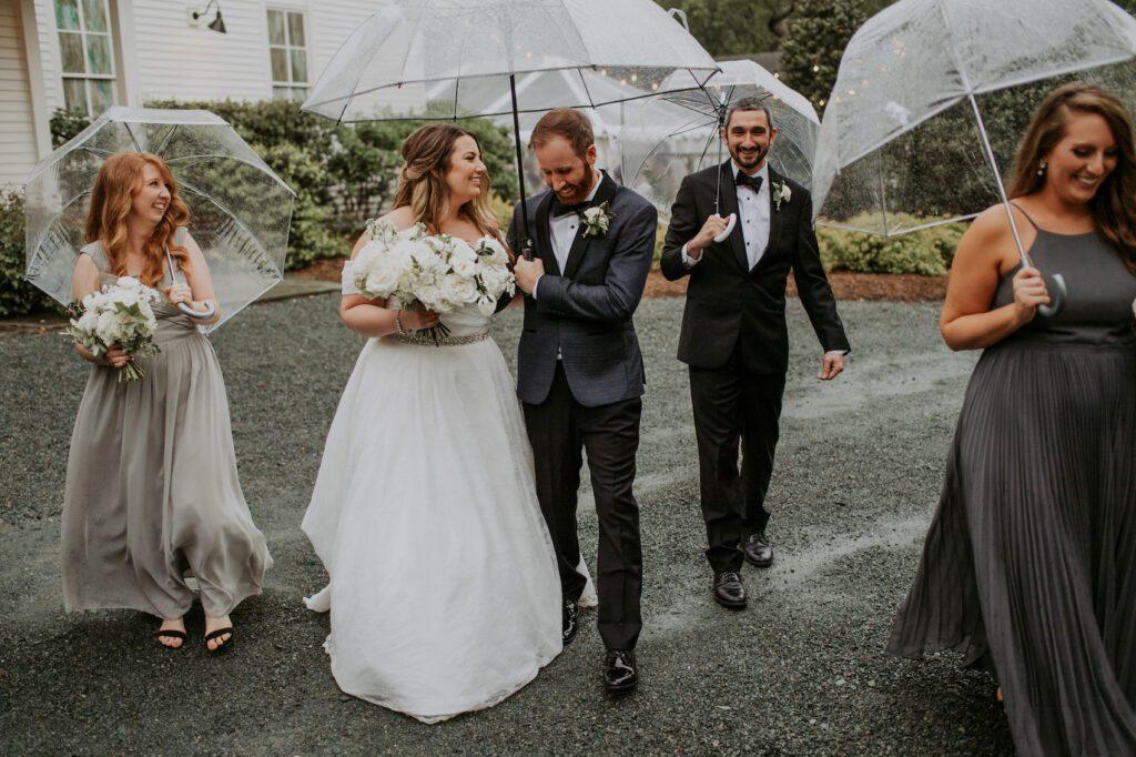 The Parlour at Manns Chapel Wedding